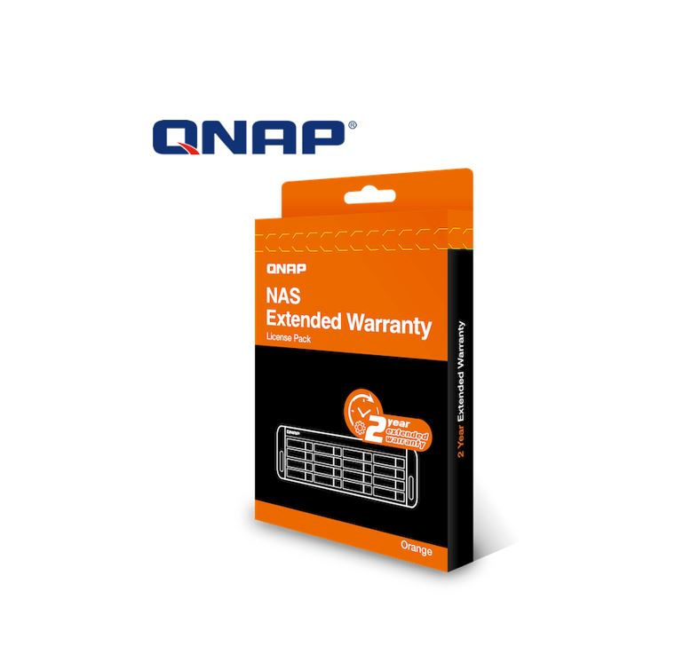 QNAP LIC-NAS-EXTW-ORANGE-2Y-EI NAS WTY EXTENSION 2YR ELECTRONIC COPY