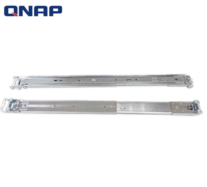 QNAP RAIL-A03-57, RACK SLIDE RAIL KIT - FOR 2U/3U TS-ECX80U (EC1680U) SERIES (MAX 57KG LOADING)