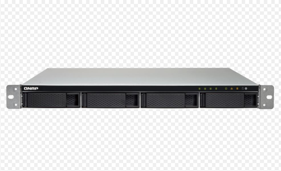 QNAP TS-432XU-2G, 4 BAY NAS (NO DISK), AL-324, 2GB, USB,GbE(4),10GbE SFP+(2),1U. 2 Years Warranty