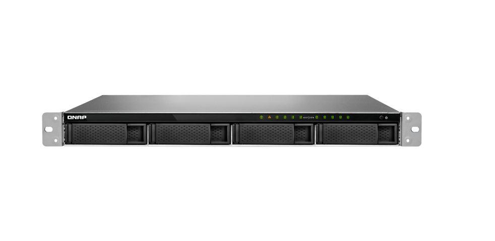 Qnap 9-Bay NAS, AMD Ryzen™ 5 2600 6-core 3.4 GHz Turbo Core 3.9 GHz, 8 GB UDIMM DDR4, 5 x 2.5'/3.5' SATA HDD/SSD 2 GigaLan, 2 x10GbE 3yrs warranty