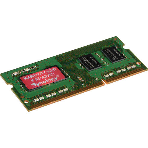 Synology RAMEC2133DDR4-8G 8GB DDR4 2133MHz ECC RAM Memory Module for RS3617xs+/RS3617RPXS Single Stick