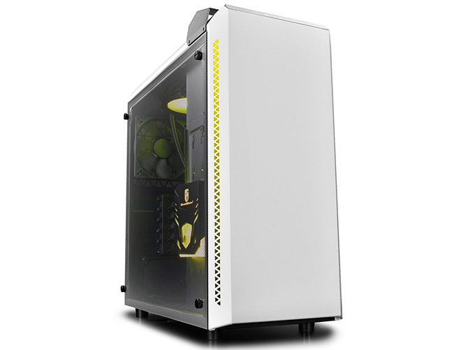 Deepcool Baronkase Case Liquid Cooling System White Colour Intel LGA20XX/LGA1366/LGA115X AMD 140W AM4 AM3+ AM3 AM2+ AM2 FM2+ FM2 FM1