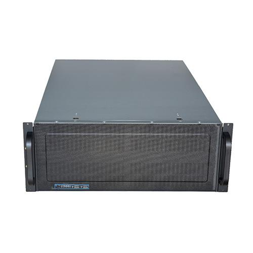 TGC Rack Mountable Server Chassis 4U 650mm Depth, 15x 3.5' Int Bays, 7 x Full Height PCIE Slots, ATX PSU/MB