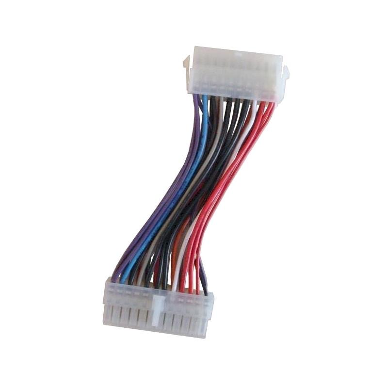 8Ware ATX 20-Pin PSU to 24-Pin M/B Cable Adapter 20cm
