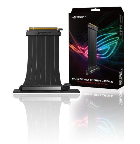 ASUS ROG Strix Riser RS200 Riser Cable 240mm PCI-E x16 3.0 EMI Shielding