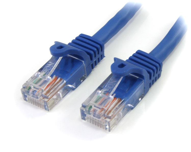 Astrotek CAT5e Cable 2m - Blue Color Premium RJ45 Ethernet Network LAN UTP Patch Cord 26AWG ~CB8W-KO820U-2