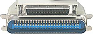 External SCSI Cable 50pin HPDB50M/CN50M 1metre