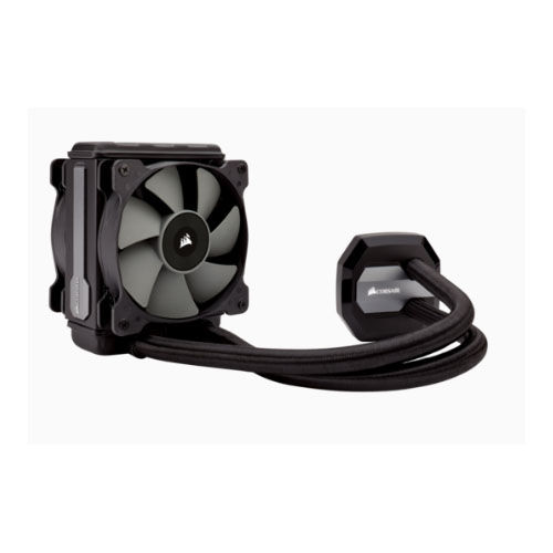 Corsair H80i v2 120mm Liquid CPU Cooler Multi-Socket CPU 2x Fans. Supports Intel 1200, 115x, 2011/2066, AMD AM3/AM2, AMD AM4, SOCKET TR4 READY