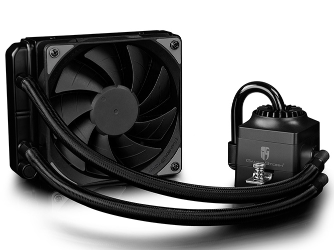 Deepcool Captain 120EX RGB AIO Cooling, Ultra Silent