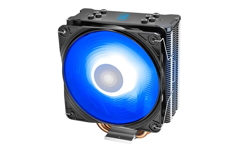 Deepcool Gammaxx GT V2 RGB CPU Cooler Intel LGA2066/2011-v3/2011/LGA1200/1151/1150/1155 AMD AM4/AM3+/AM3/AM2+/AM2/FM2+/FM2/FM1