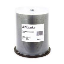 Verbatim CD-R 700MB 100Pk White Thermal 52xCMV95253