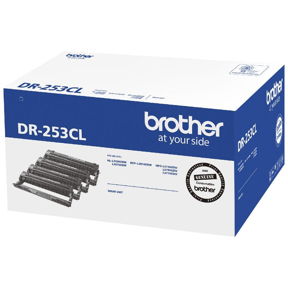 Brother *NEW*DRUM UNIT TO SUIT HL-3230CDW/3270CDW/DCP-L3510CDW/MFC-L3745CDW/L3750CDW/L3770CDW (18,000 Pages)