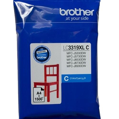 Brother LC-3319 XL Cyan to Suit - J5330DW/J5730DW/J6530DW/J6730DW/J6930DW