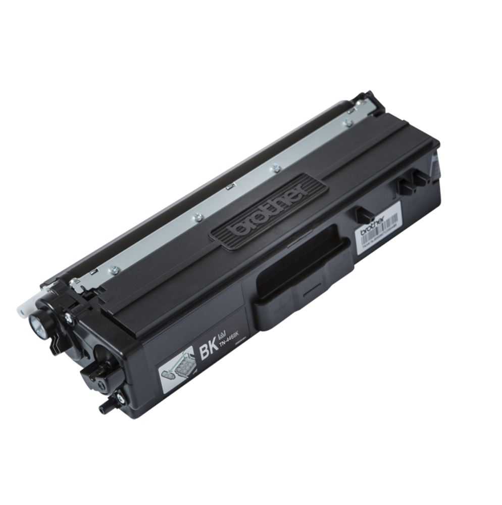Brother TN-446BK Colour Laser Toner- Super High Yield Black- to suit HL-L8360CDW, MFC-L8900CDW - 6,500Pages
