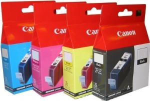 Canon BCI-3EY Yellow Ink Cart For BJC3000,6000,6500