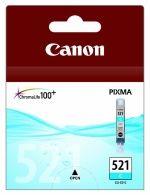 Canon CLI521C Cyan ink tank iP3600, iP4600, MP540, MP620