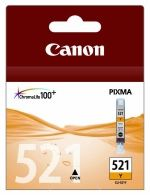 Canon CLI521Y Yellow ink tank suit IP3600/IP4600