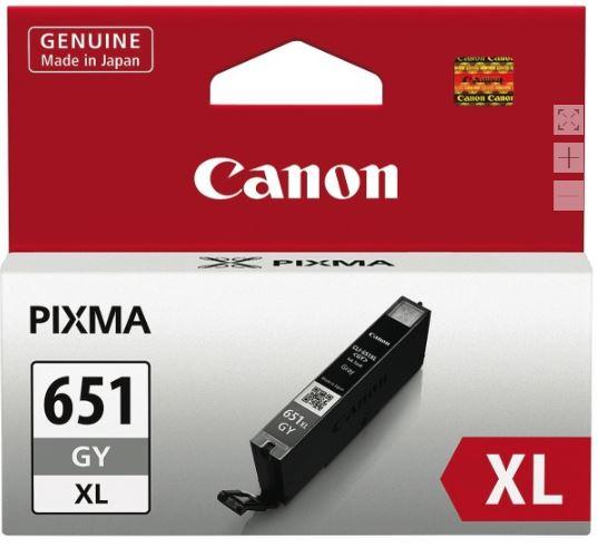 Canon CLI651XLGrey Cartridge MG5460 High Capacity