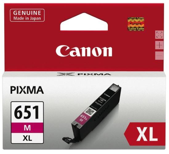 Canon CLI651XLMMagenta Ink MG5460 High Capacity
