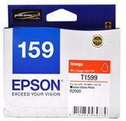 Epson 159 Orange Ink Cartridge Suits R2000 Pritner