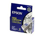 Epson T038190 Black Ink (LS)