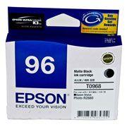 Epson T096 Matte Black Ink suits Epson Stylus Photo R2880