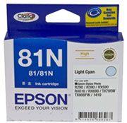 Epson 81N HighYld Light Cyan suit R290/RX610/TX700/TX800