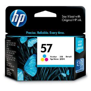 HP No 57 TRICOLOUR INKJET CART PS7150, PS130  DJ 5550c