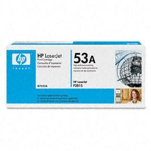 HP Q7553A No 53Black Cart suit HPLJ2015 3000 pages