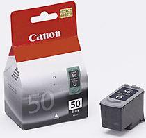 Canon PG50 Black Ink Cart. High Yield Cartridge
