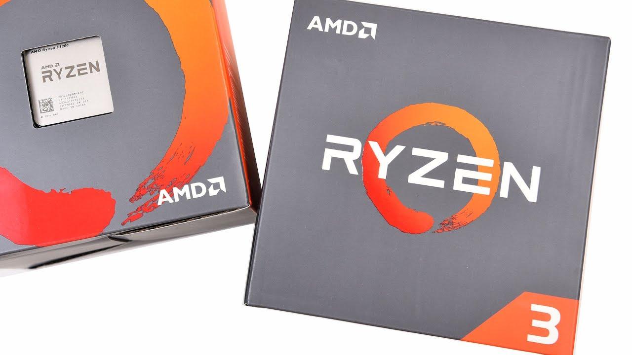 NEW CPAR3-2200G YD2200C5FBBOX, AMD RYZEN 3 2200G, 4 CORE AM4 CPU, 3.7GHZ 6M.e.