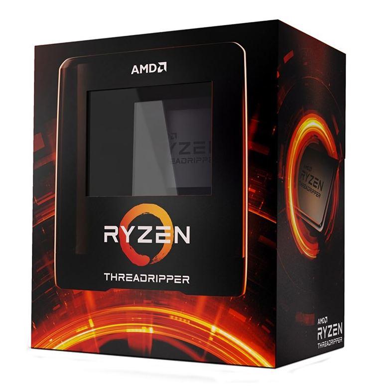 AMD RyzenThreadripper 3990X 64-Core/128Threads Unlocked Max Speed 4.3GHz, 288MB Cache Socket sTRX4 280W