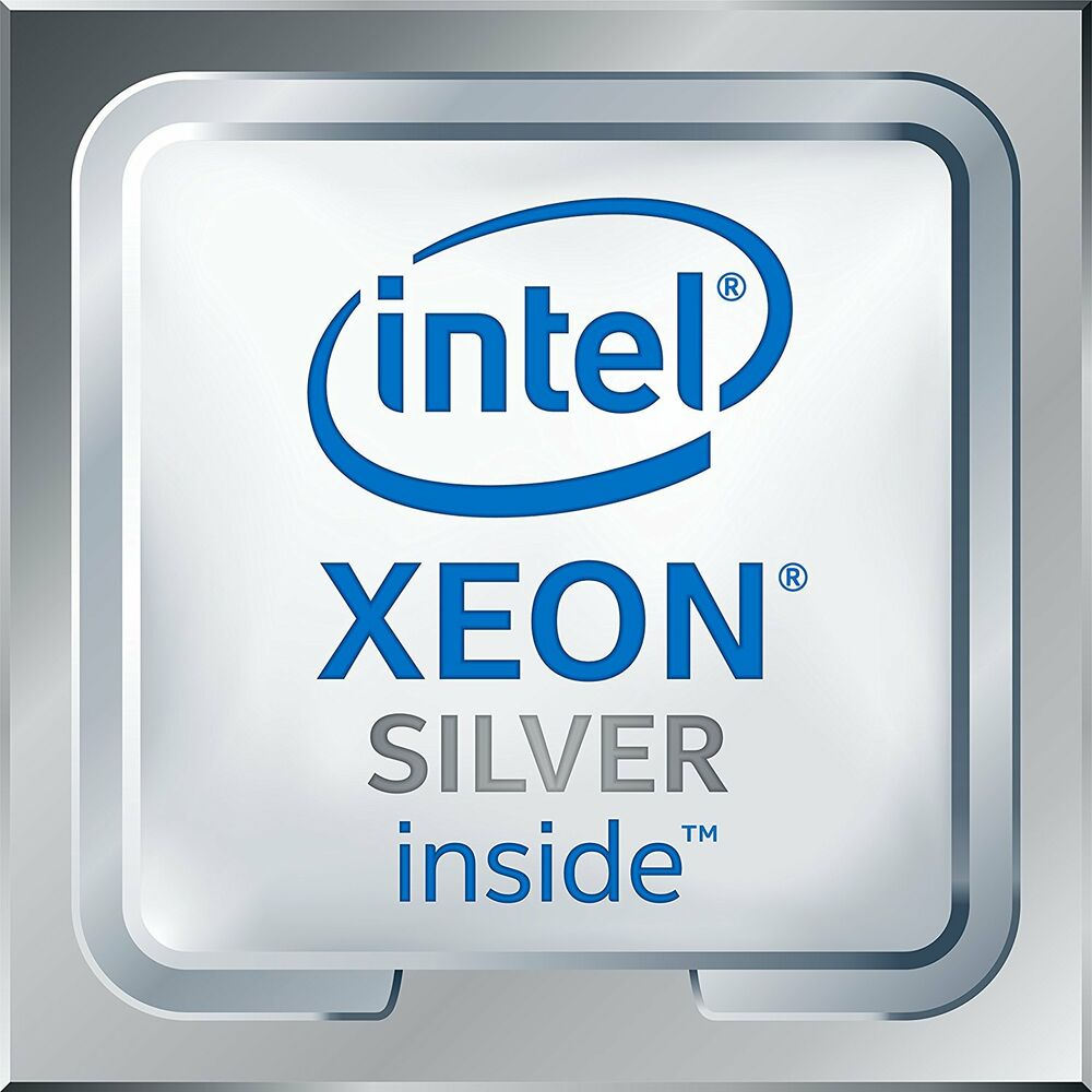 Intel® Xeon® Silver 4210 Processor, 13.75M Cache, 2.20 GHz, 10 Cores, 20 Threads, 85w, LGA3647, OEM, 12 Month Warranty - SERVER BUILDS ONLY