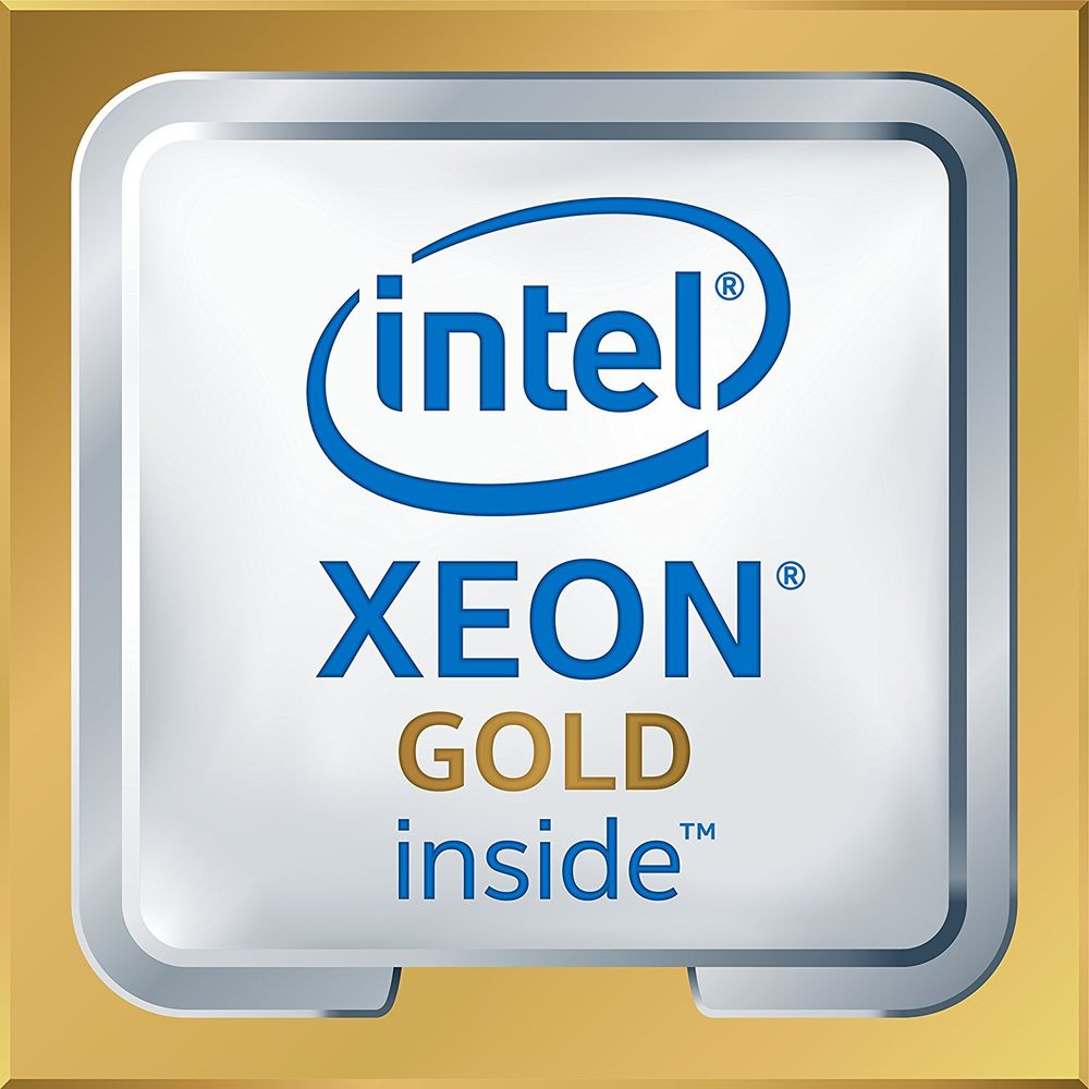 Intel® Xeon® Gold 6240 Processor, 24.75M Cache, 2.60 GHz, 18 Cores, 36 Threads, 140w, LGA3467, Tray, 1 Years Warranty - SERVER BUILDS ONLY