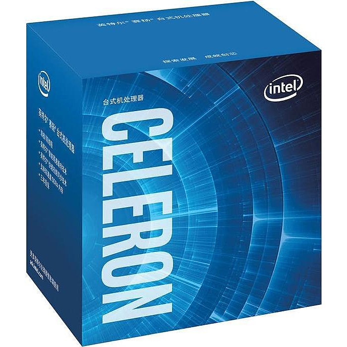 Intel G4900 Celeron 3.1GHz s1151 Coffee Lake Box 8th Generation 3 Years Warranty