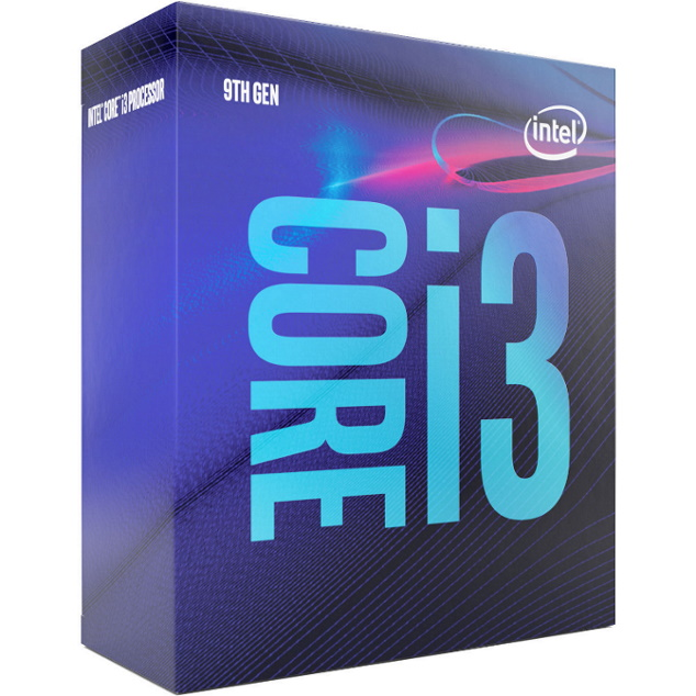 Intel Core i3-9100 3.6Ghz s1151 Coffee Lake 9th Generation Boxed 3 Years Warranty