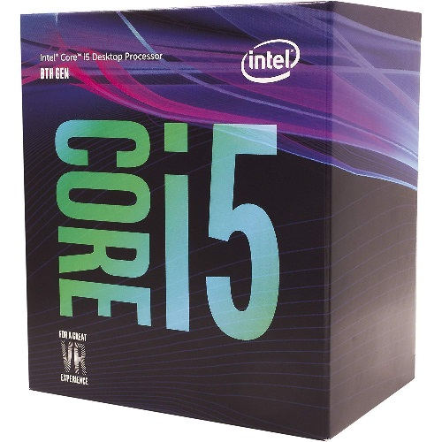 Intel Core i5-8600 3.1Ghz s1151 Coffee Lake 8th Generation Boxed 3 Years Warranty