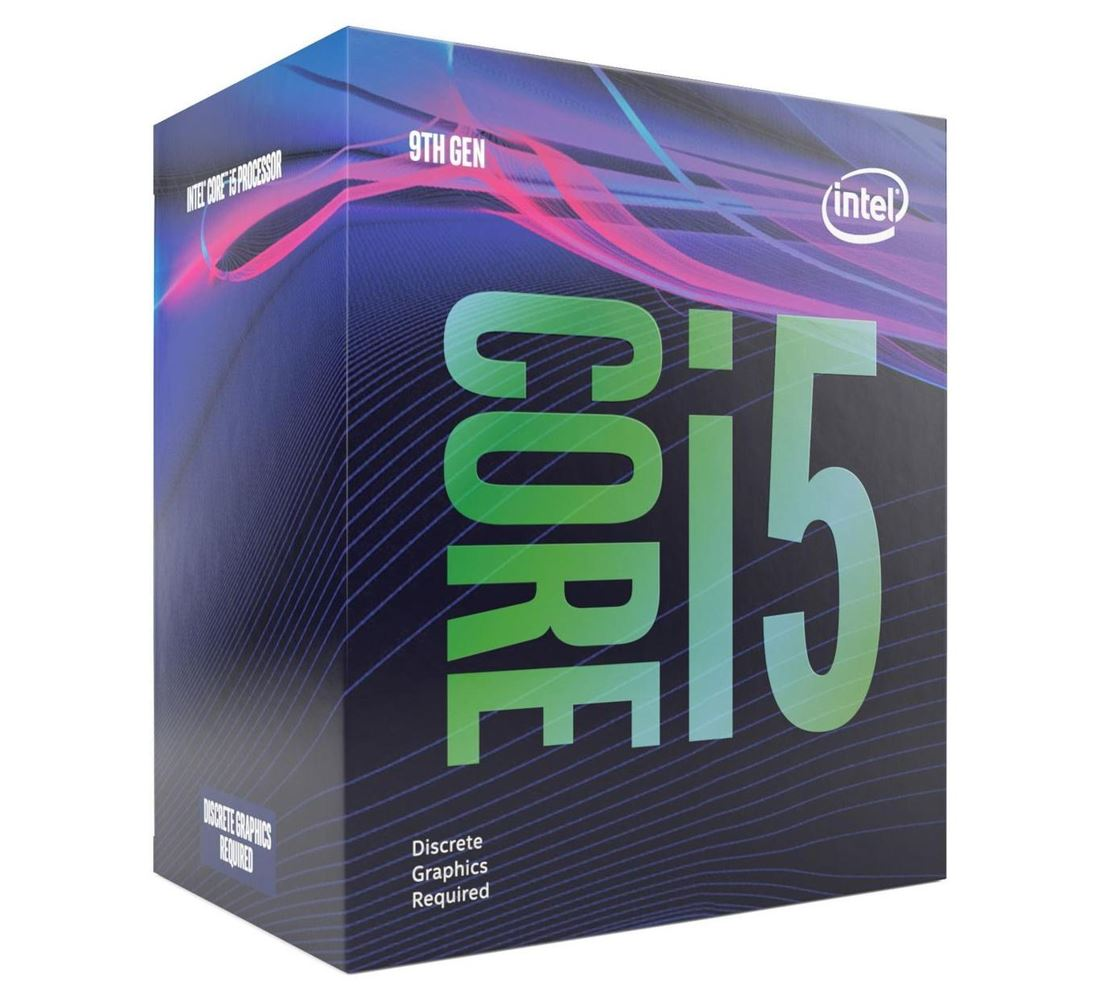 Intel Core i5-9500F CPU 3.0GHz (4.4GHz Turbo) LGA1151 9th Gen 6-Cores 6-Threads 9MB 65W GT 710 Graphic Required Box 3yrs ~CPI5-8400 BX80684I58400