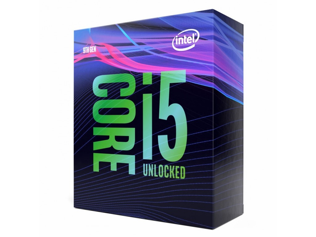 Intel Core i5-9600K 3.7Ghz No Fan Unlocked  s1151 Coffee Lake 9th Generation Boxed 3 Years Warranty ~CPI5-9500 BX80684I59500