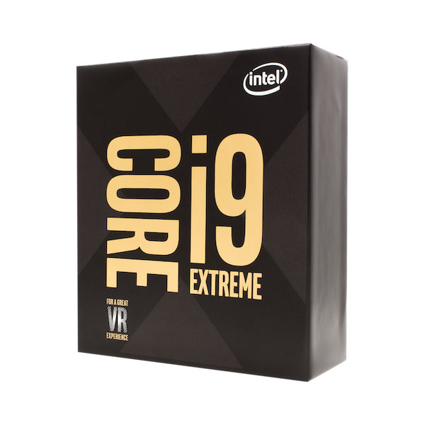 Intel Core i9-7980XE Extreme Edition 2.6GHz 18 Core s2066 24.75MB Cache 165W No Fan Unlocked X299 MB required Retail Boxed 3 Years Warranty