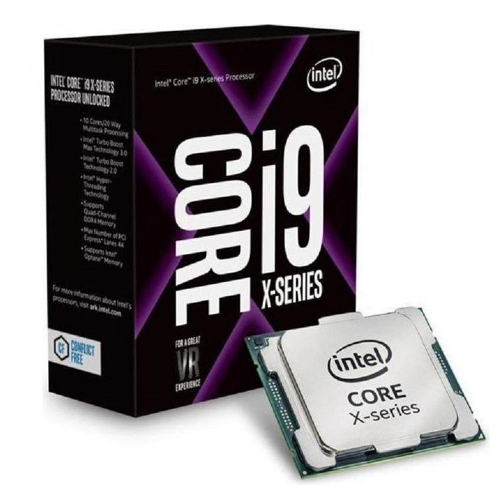 Intel Core i9-10920X CPU 3.5GHz (4.6GHz Turbo) LGA2066 X Series 10th Gen 19MB 12-Cores 24-Threads 165W Boxed no Fan Cascade Lake
