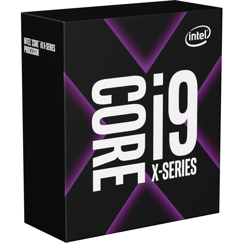 Intel Core i9-9900X 3.50Ghz 10 core, No Fan Unlocked  LGA2066 X series 9th Generation Boxed 3 Years Warranty