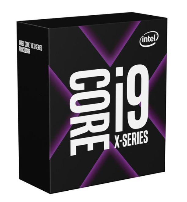 Intel Core i9-9940X 3.30Ghz 14 core, No Fan Unlocked  LGA2066 X series 9th Generation Boxed 3 Years Warranty