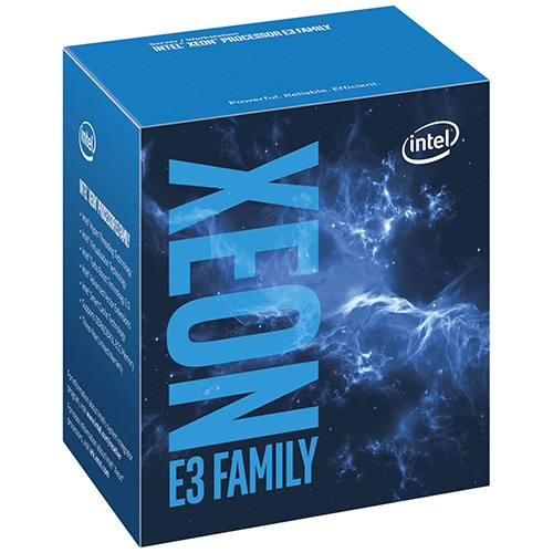 Intel E3-1220v6 Quad Core Xeon 3.0 Ghz LGA1151 8M Cache Boxed, 3 Year Warranty
