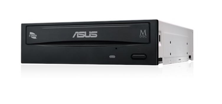 ASUS DRW-24D5MT Extreme Internal 24X DVD Writing Speed With M-Disc Support (OEM Version)