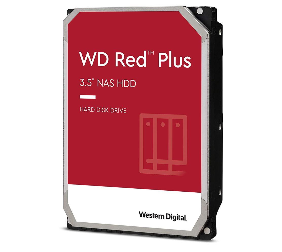 Western Digital WD Red 1TB 3.5' NAS HDD SATA3 5400RPM 64MB Cache CMR 24x7 NASware 3.0 Tech 3yrs wty
