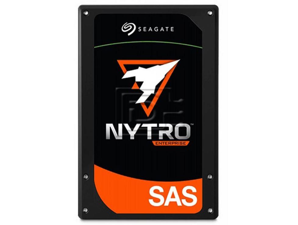 Seagate 1.6TB 2.5' SAS 3DWPD NYTRO 3530 SSD, 2100R/1400W-MB/S, 5 Years Warranty