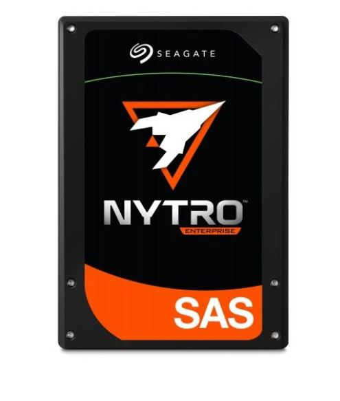Seagate 400GB 2.5' SAS 3DWPD, NYTRO 3530, 2100R/810W-MB/s SSD, 5 Years Warranty