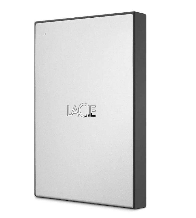 Seagate LaCie 4TB 2.5' USB3.0 External HDD. STHY4000800. 2 Years Warranty (LS)