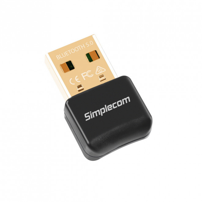 Simplecom NB409 USB Bluetooth 5.0 Adapter Wireless Dongle - CBTL-UB400